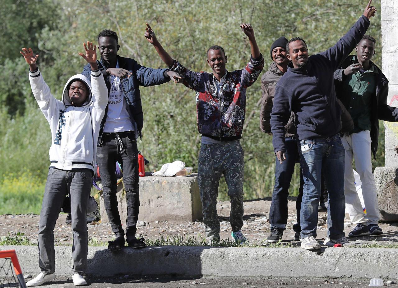 Migrandid kui priviligeeritud klass – see õudus levib juba ka Eestis