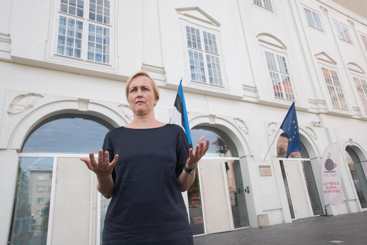 Pole just kõige teravam pliiats: Kristina Kallas kurdab, et vanasti oli Eestis parem elu ja samas nuriseb, et valitsejad tahavad elada minevikus
