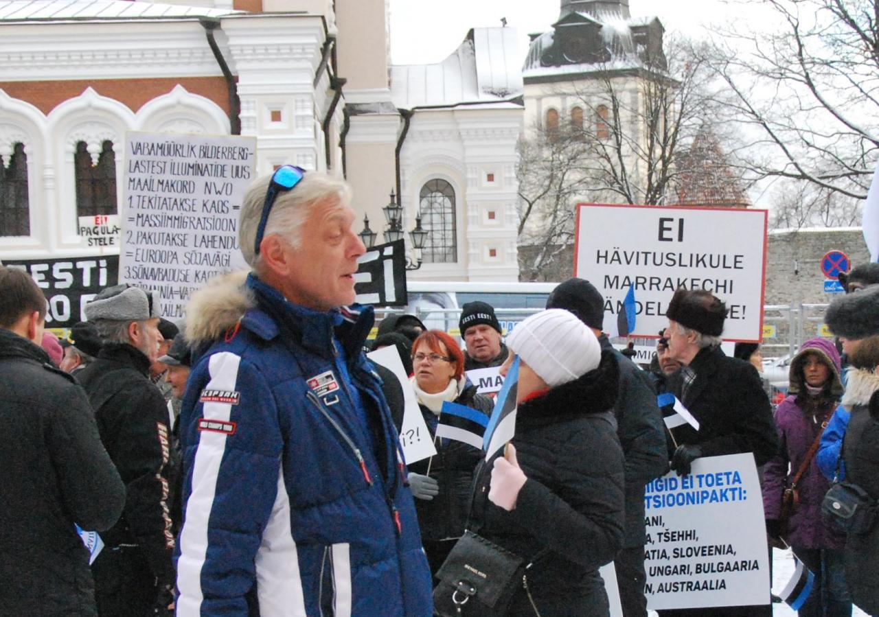 SAPTK tegi Indrek Tarandi raha endale jätmise asjas kaebuse riigiprokuratuuri
