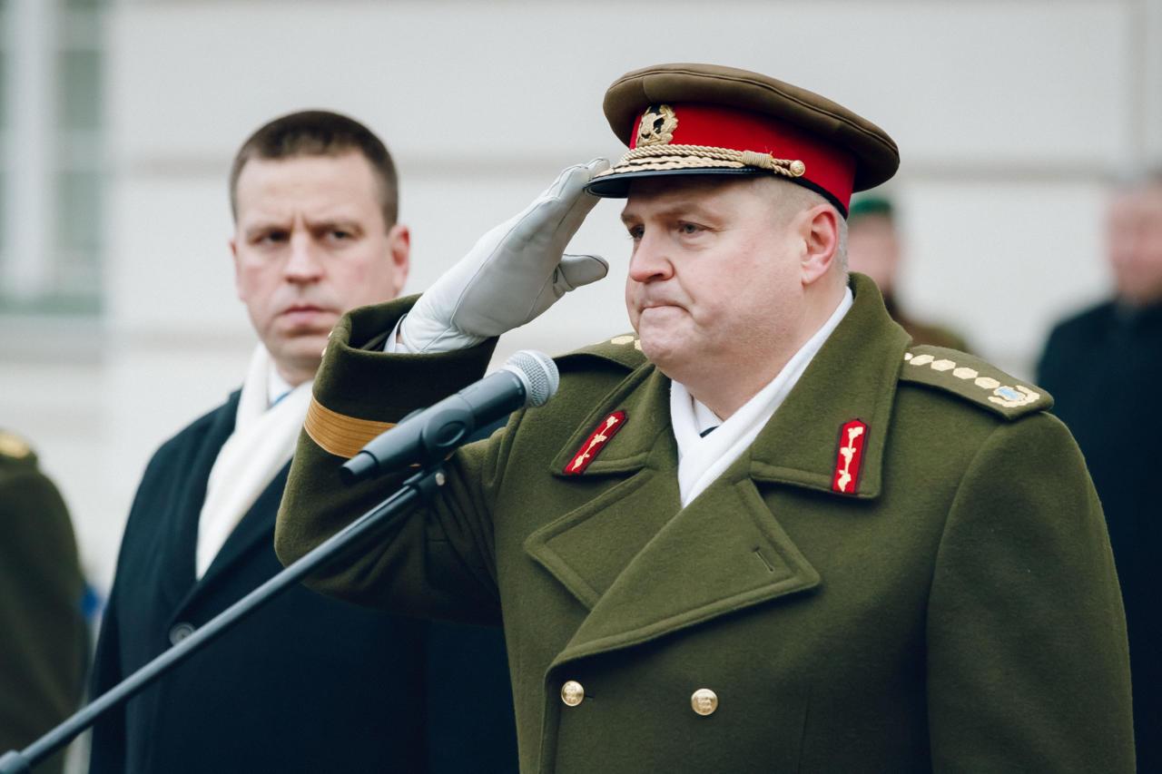 Riho Terras ei pea kolonelleitnanti heaks kaitseministriks