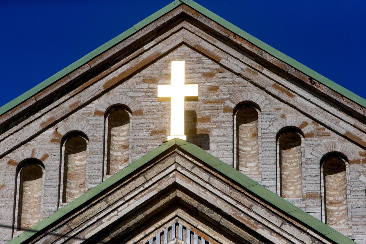 Kristlik kirik ei suuda enam täiel määral seniseid väärtusi kaitsta