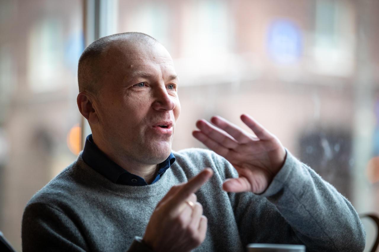 Leo Kunnas Katri Raikile: kõik sõjalise välisohuga riigid panustavad sõjaväestatud piirivalvele
