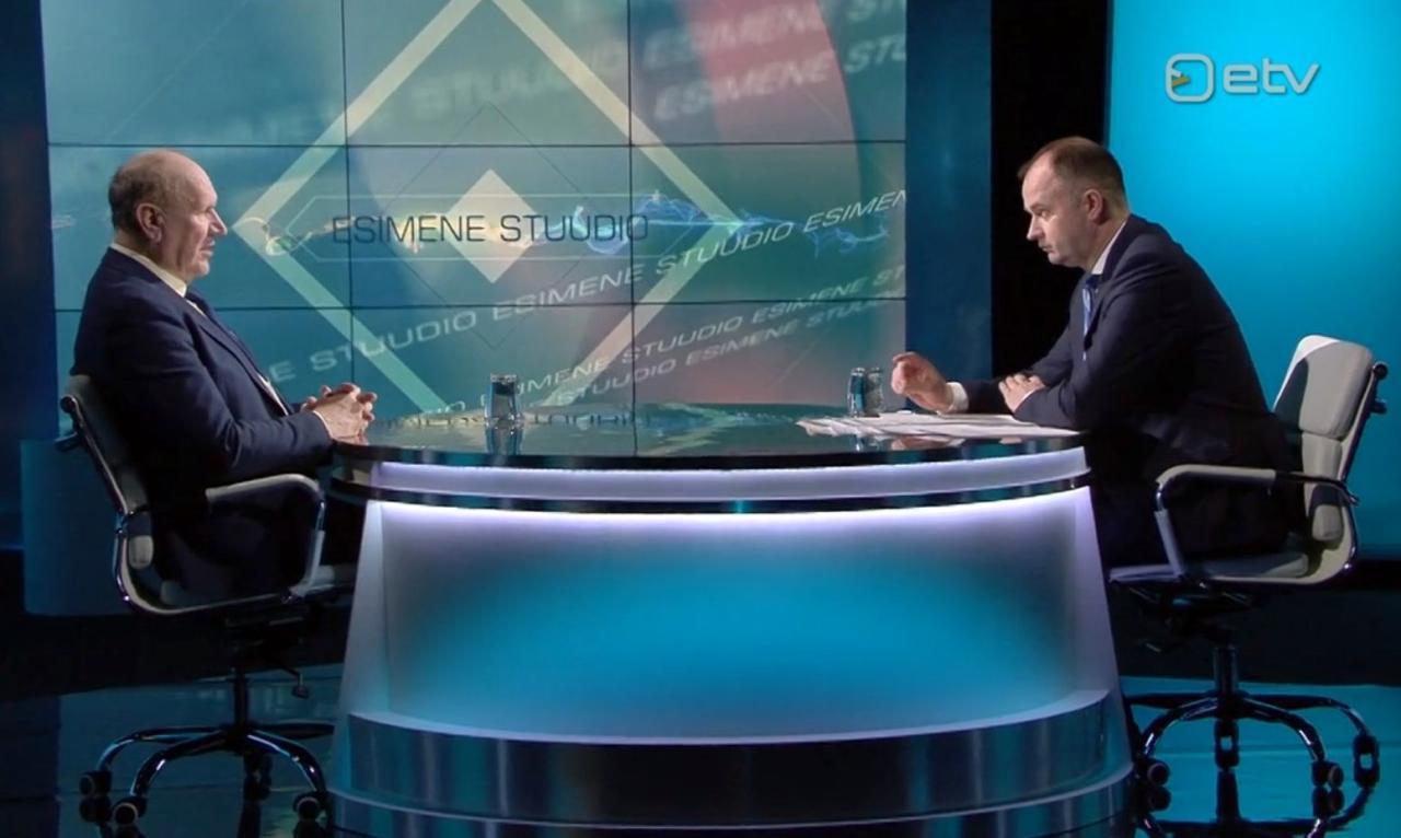 Mart Helme koalitsiooniläbirääkimistest: selleks, et liikuda Põhjanaela poole, ei pea alati minema sirgjoones
