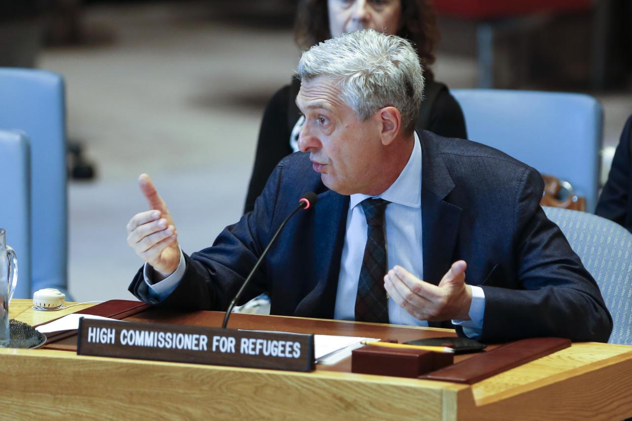 ÜRO põgenikekomissar: Euroopa ei ole uueks põgenikelaineks valmis