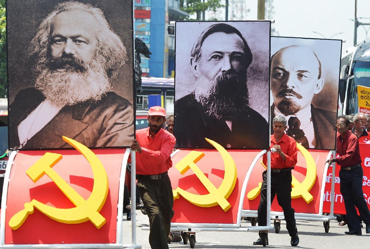 Aeg on lõpetada kommunistlikud täieliku võrdsuse ja piiritu vabaduse eksperimendid!