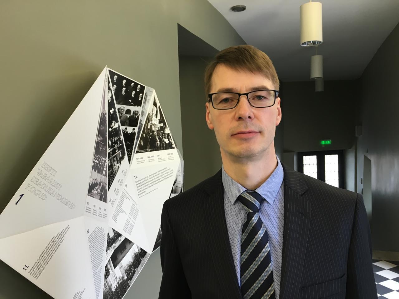 Väliskaubanduse ja infotehnoloogiaministri kandidaat Marti Kuusik: internetivabadust ei tohi piirata!