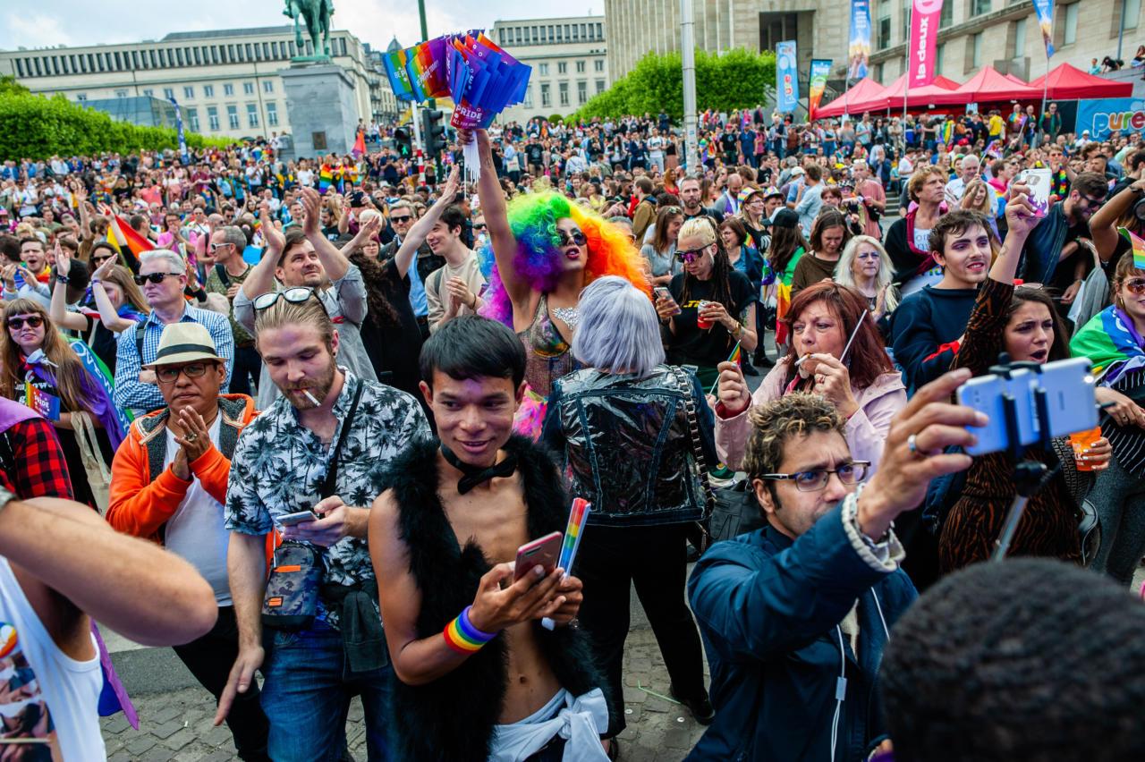 Eurovisionist on saanud Geivision ehk LGBT firmaüritus