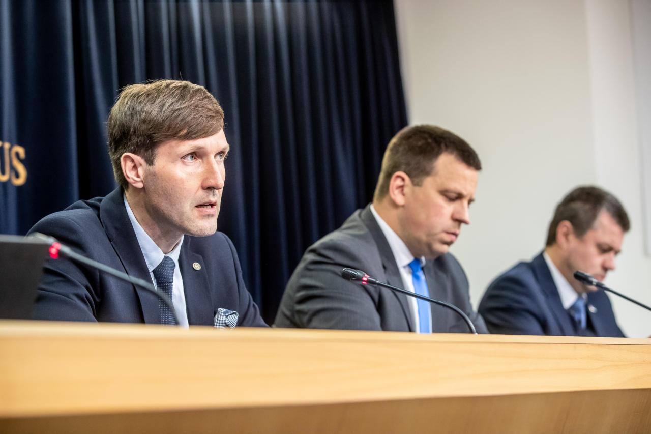 Uus EKRE osalusega valitsus on suutnud õhu puhtamaks teha