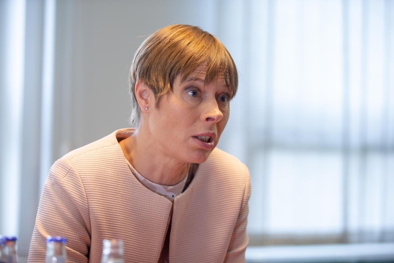 Viimane aeg taanduda: Kersti Kaljulaid ei saa jätkuvalt oma rollist aru