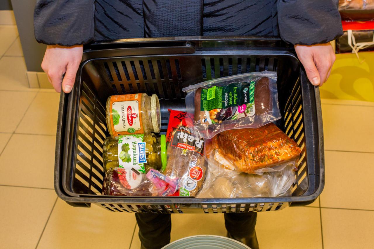 Iga tarbija tunnetab järsu hinnatõusu peatumist.