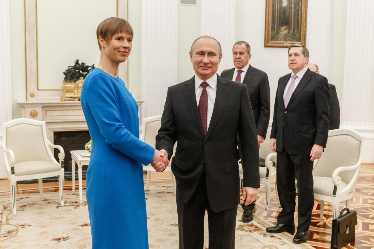 Veiko Vihuri: president Kaljulaid pandi ajama globalistide ja antikristlike liberaalide asja