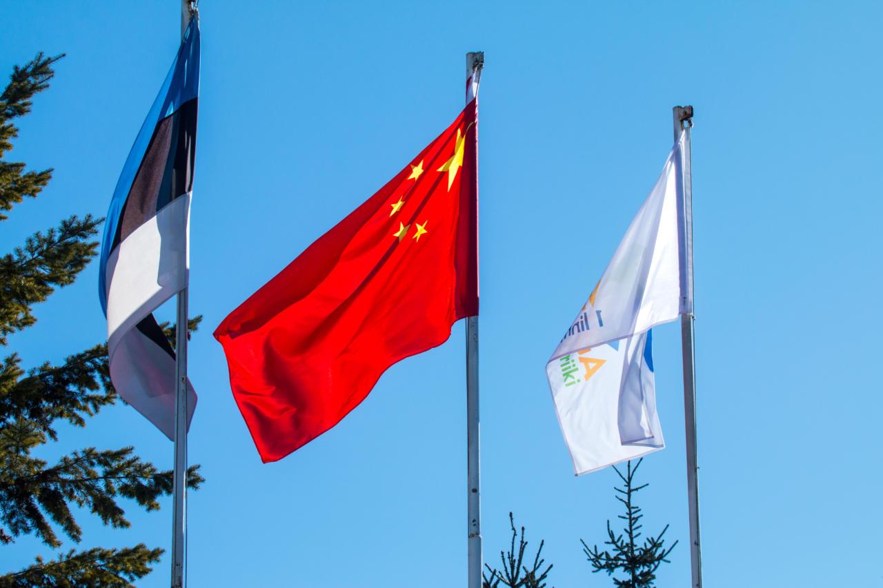 USA asevälisminister Hiinast: olge valvsad riskide ja röövelliku taktika suhtes