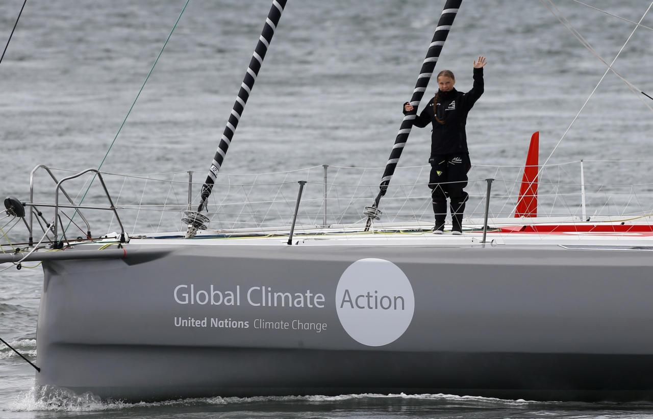 Kliimaäärmuslaste lennuliikluse vastasus ähvardab maailma kinnisemaks muuta