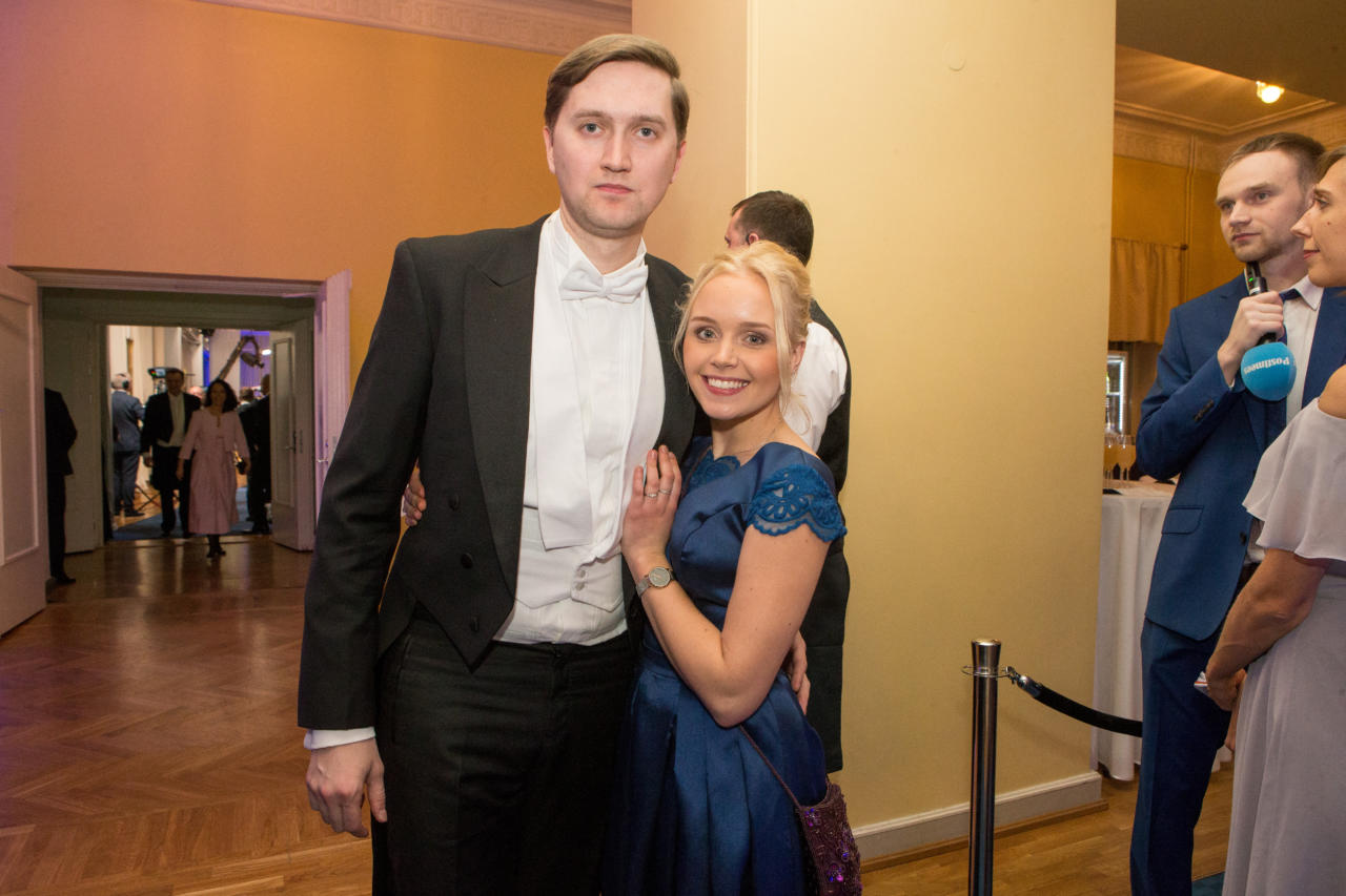 Jaak Madison ja Merit Männiste saavad detsembris lapse