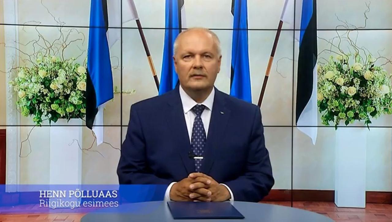 Riigikogu esimees Henn Põlluaas: hoidkem priiust, hoidkem üksteist ja säilitagem oma vabadusetahe!