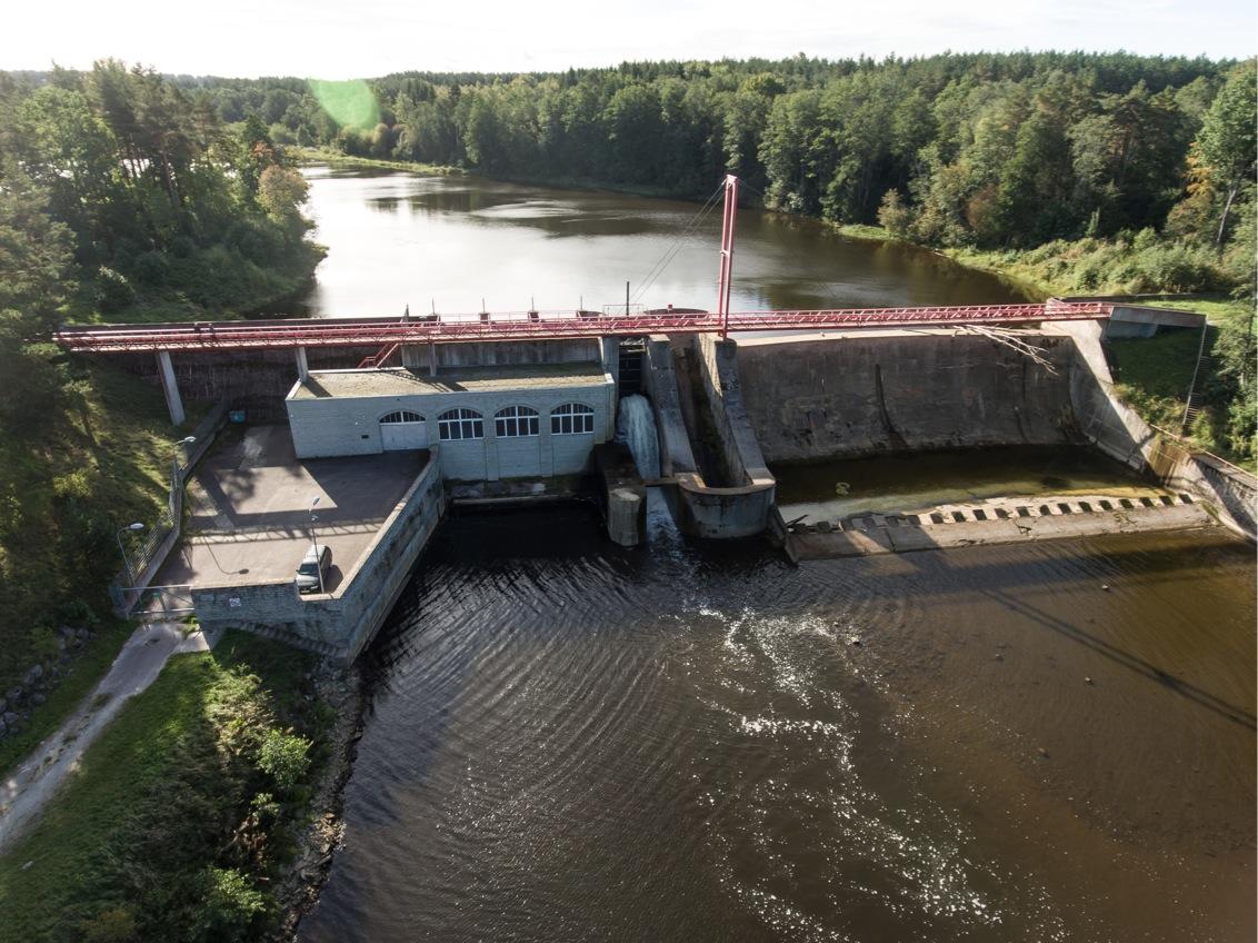 Riigikogu toetusrühm: Linnamäe hüdroelektrijaam peab säilima ajaloolisel kujul