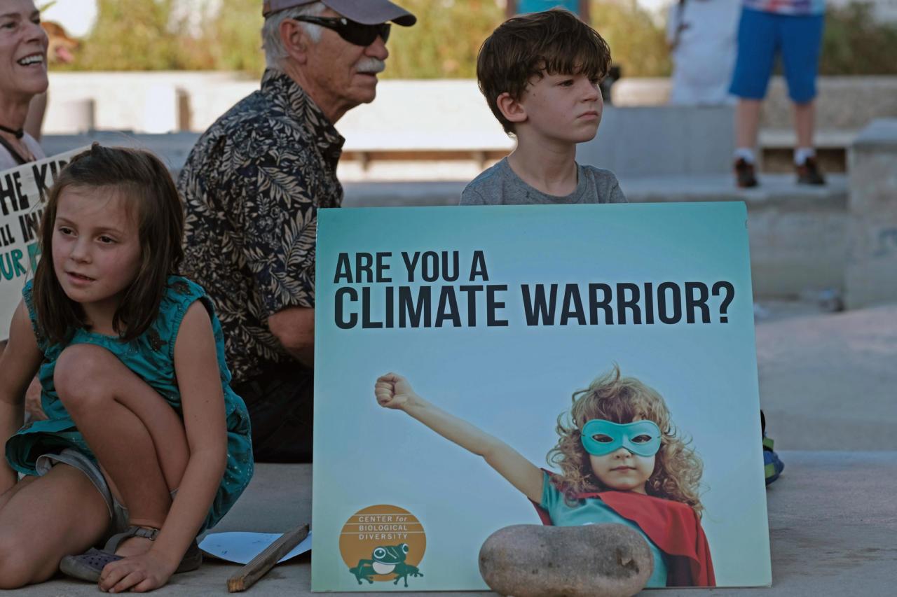 Neljamiljoniline kliimaprotest ei näidanud mitte jõudu, vaid jõuetust