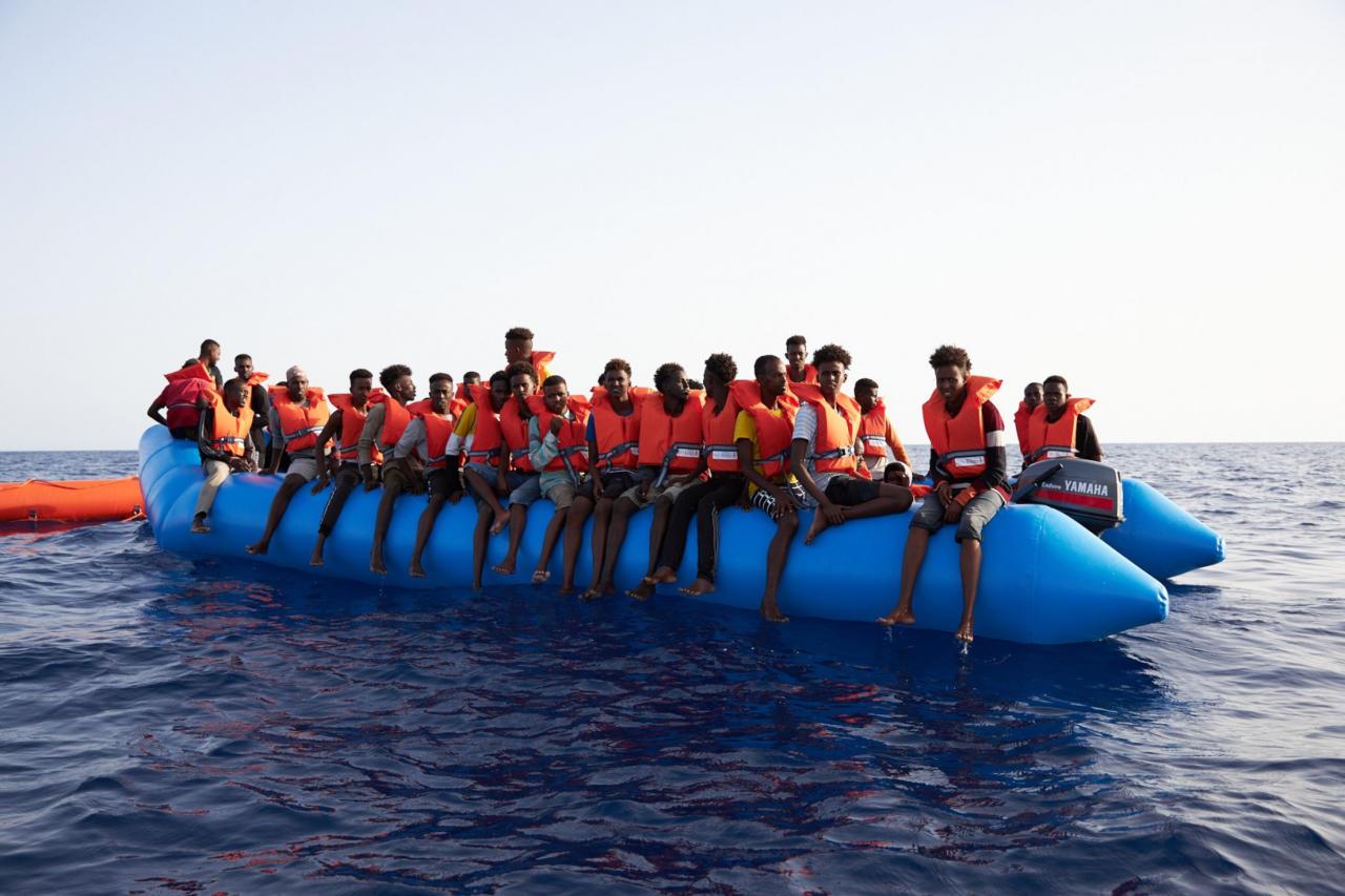 Euroliit haub uut mädamuna: Vahemerelt päästetud immigrante võidakse hakata suunama kõikidesse liikmesriikidesse