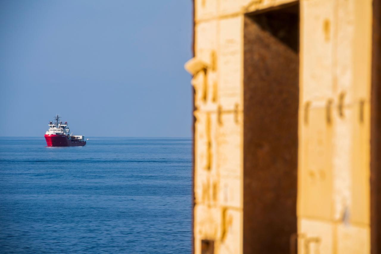 Itaallastele uus valitsus ei meeldi, eriti aga sadamate taasavamine inimkaubandusele
