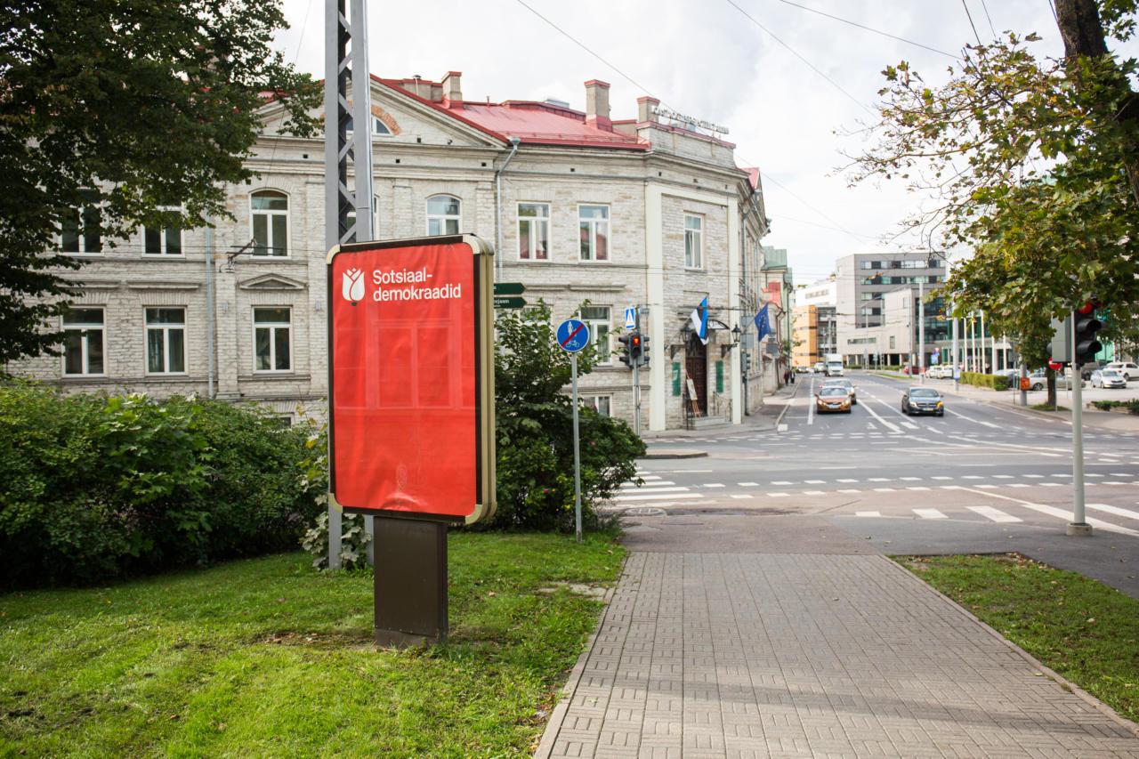 Juunikommunisti verd Marju Lauristin lükkab marksisti kombel kõik sotside hädad teiste kaela