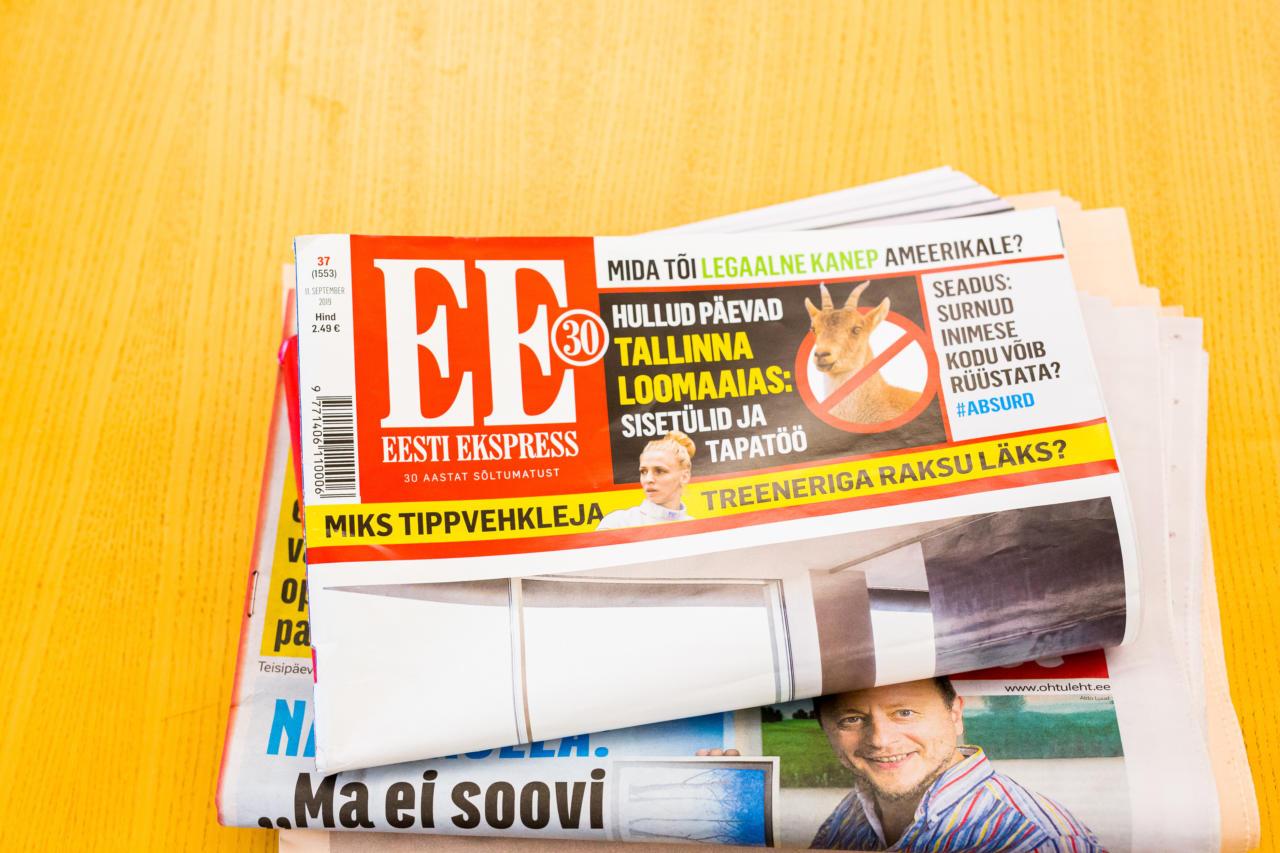 Eesti Ekspressi ajakirjanik Mikk Salu: Helme öelduga sarnast on viimase aasta-kahe jooksul kuulda olnud ka mitmetelt teravama pilguga Eesti diplomaatidelt