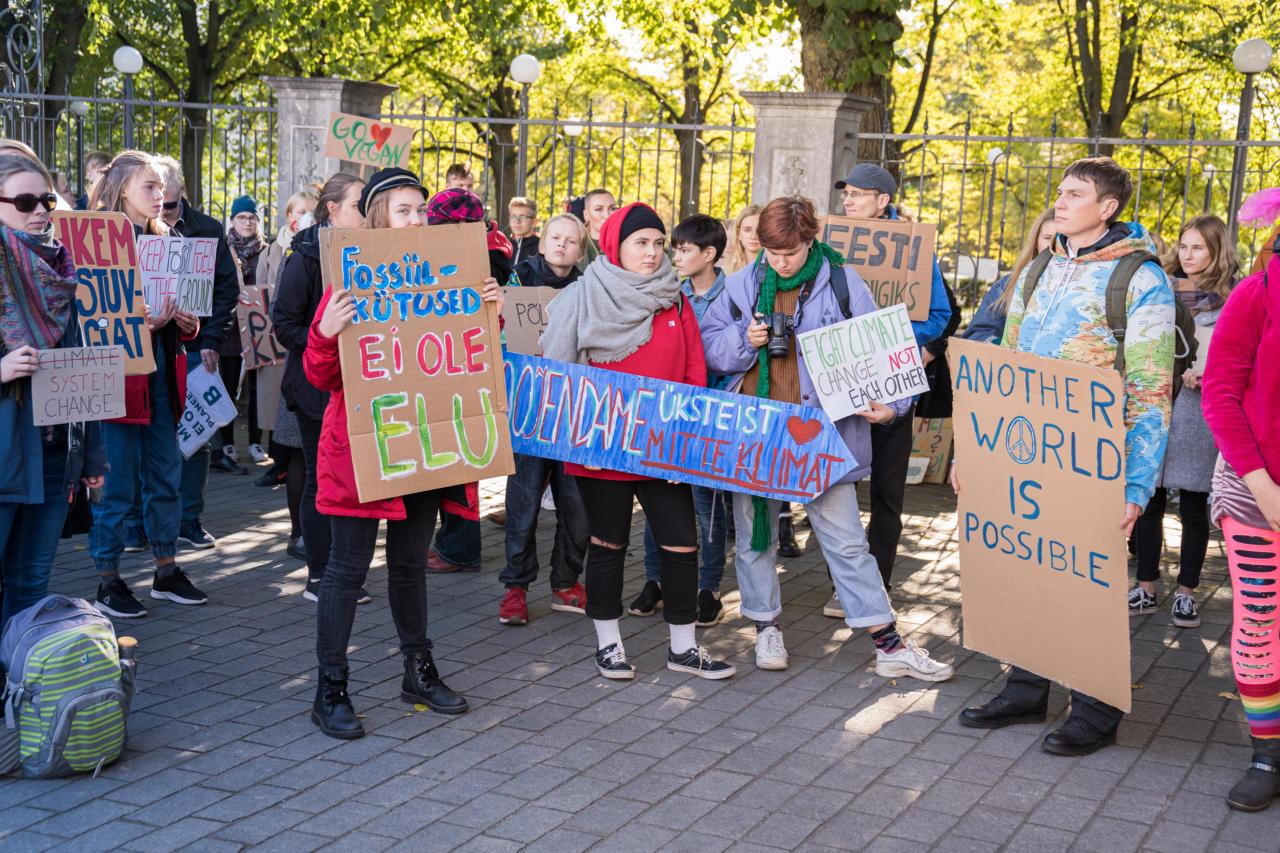 Poliitilise opositsiooni mahitatud hüsteeriavapped on üks põhjus, mis ei luba ühiskonnal, ja eriti noortel depressioonist väljuda