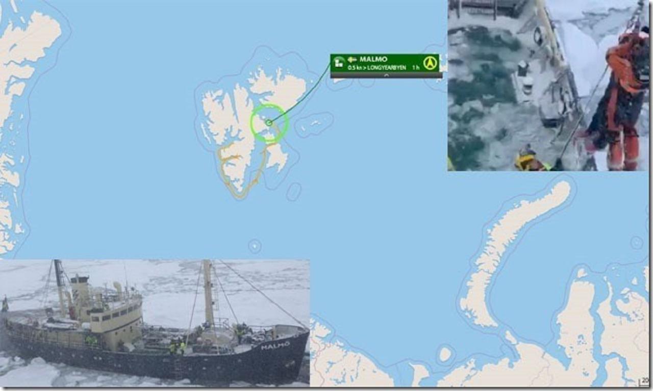 Kliima näitab karmi palet: Arktika võttis jääkadu otsivad kliimasõdalased jäävangi
