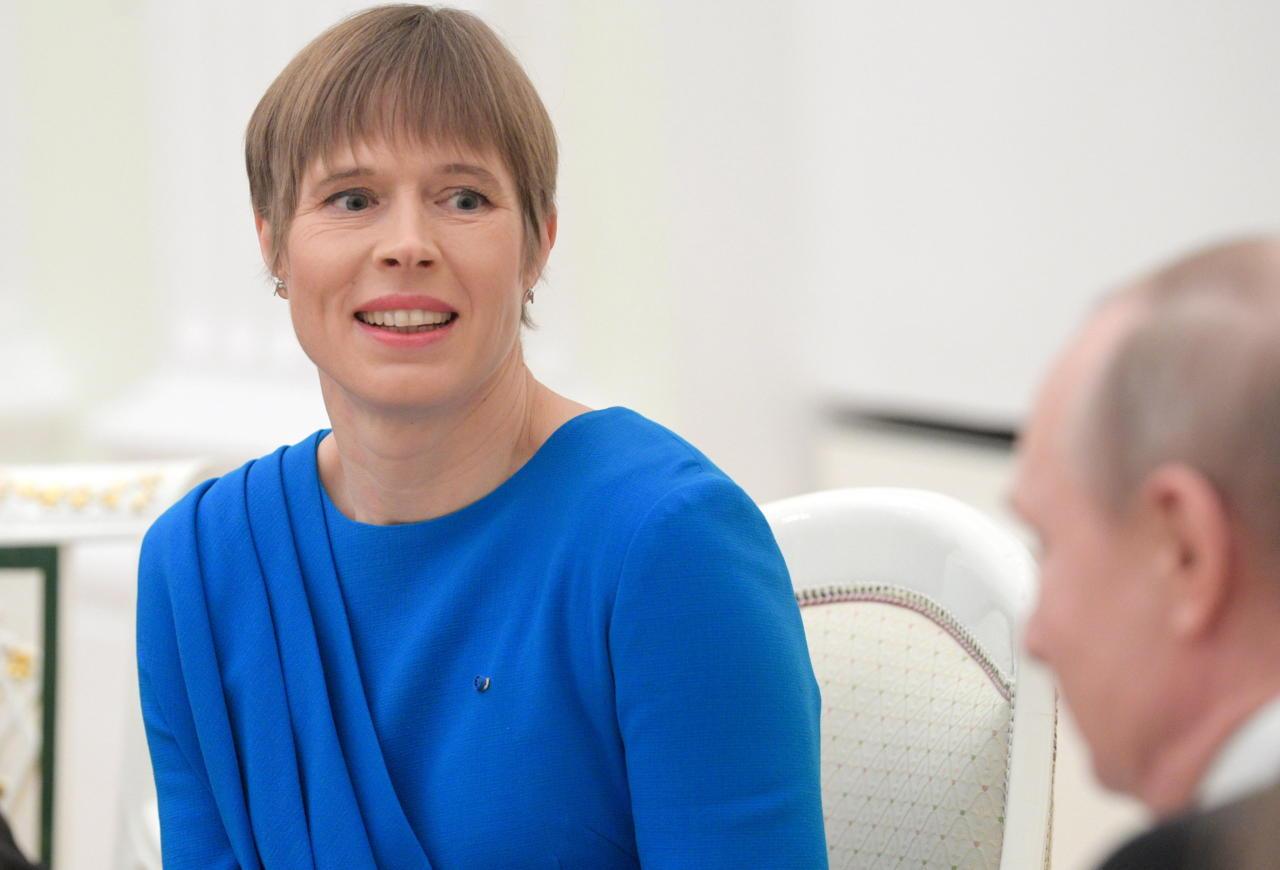 Kas Eesti president haub järjekordset omariikluse alandamist?
