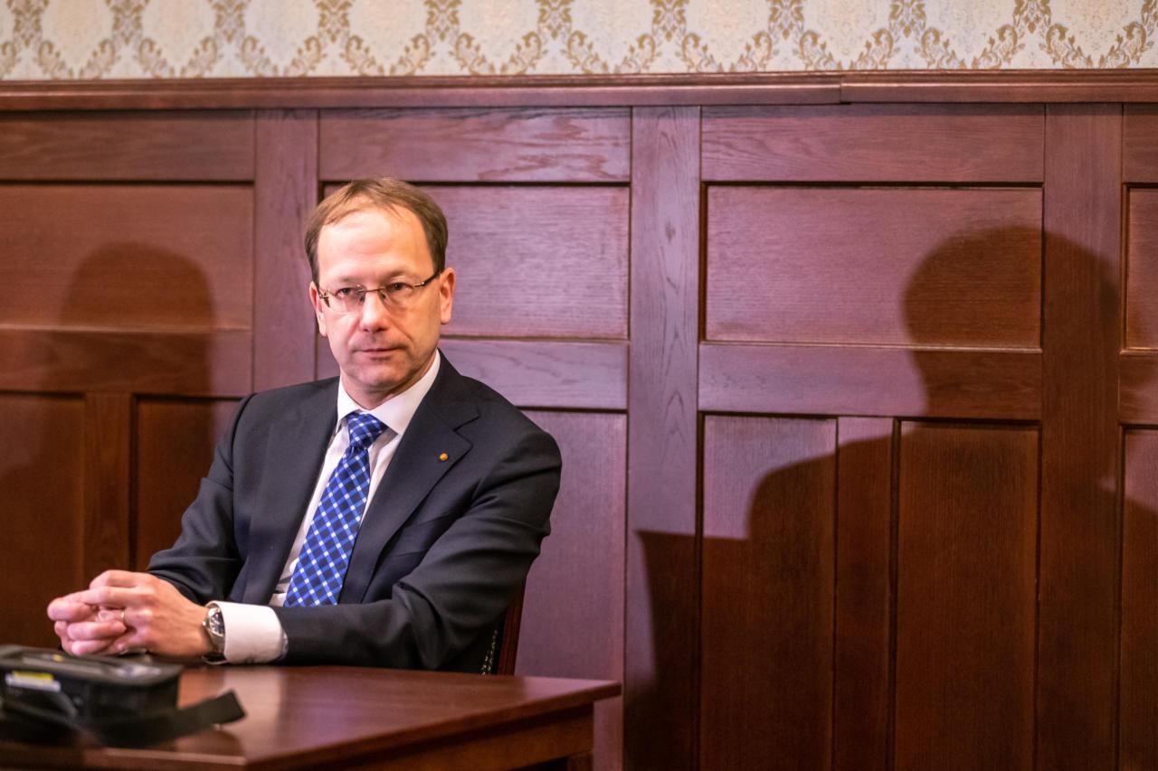 Süvariik kogu oma ilus: kapo peadirektor tunnistab, et Eesti on õigusriigi paroodia