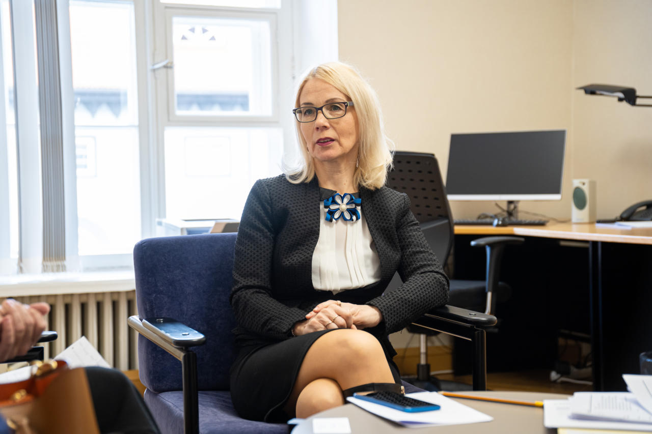 VIDEO: Helle-Moonika Helme: kellega Kaja Kallas pärast kõiki neid isiklikke ja madalaid solvanguid enam ühe laua taha istuks?