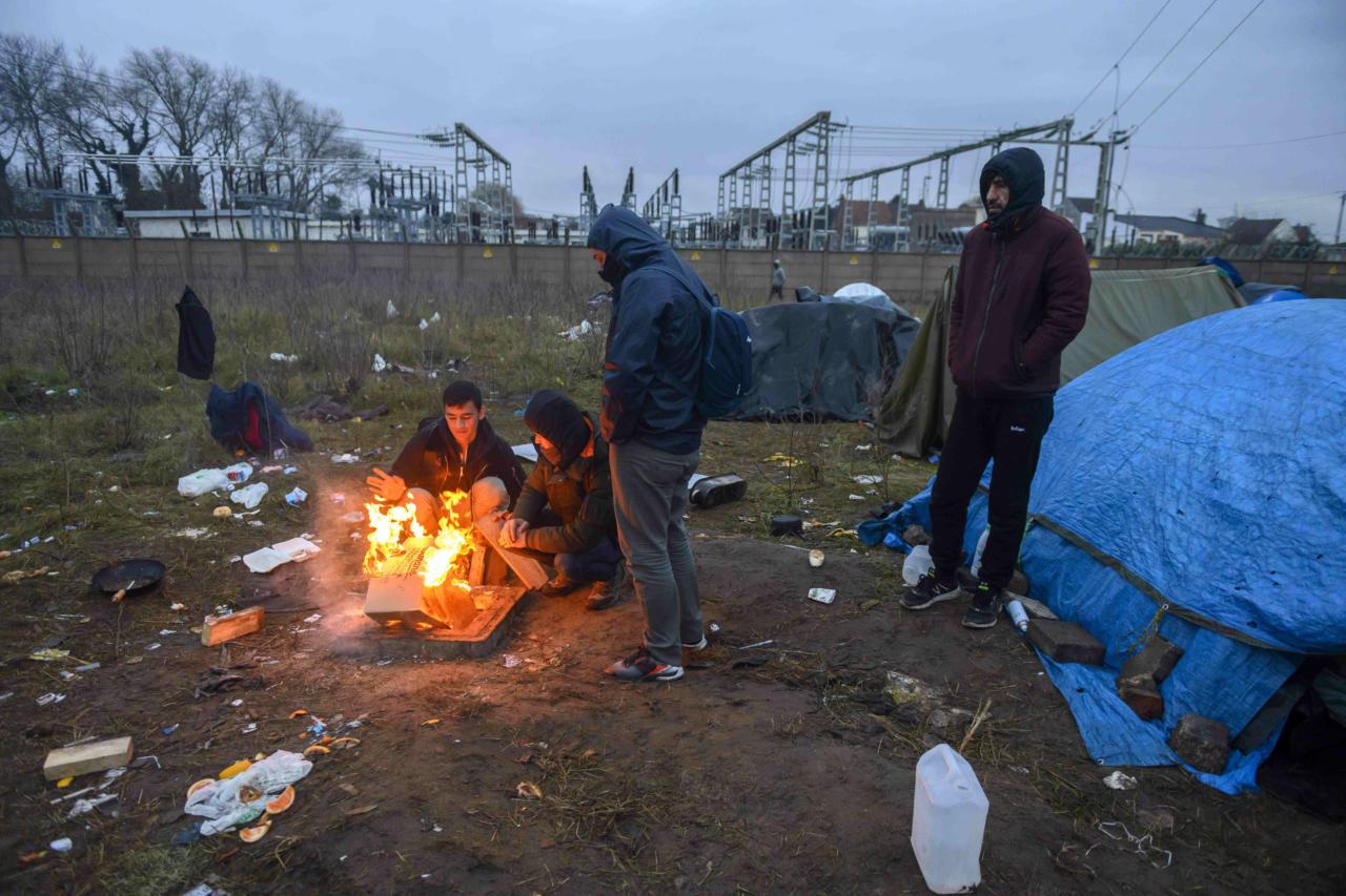 Illegaalid hindavad üle kõige nelja suuremat ja rikkamat Lääne-Euroopa riiki