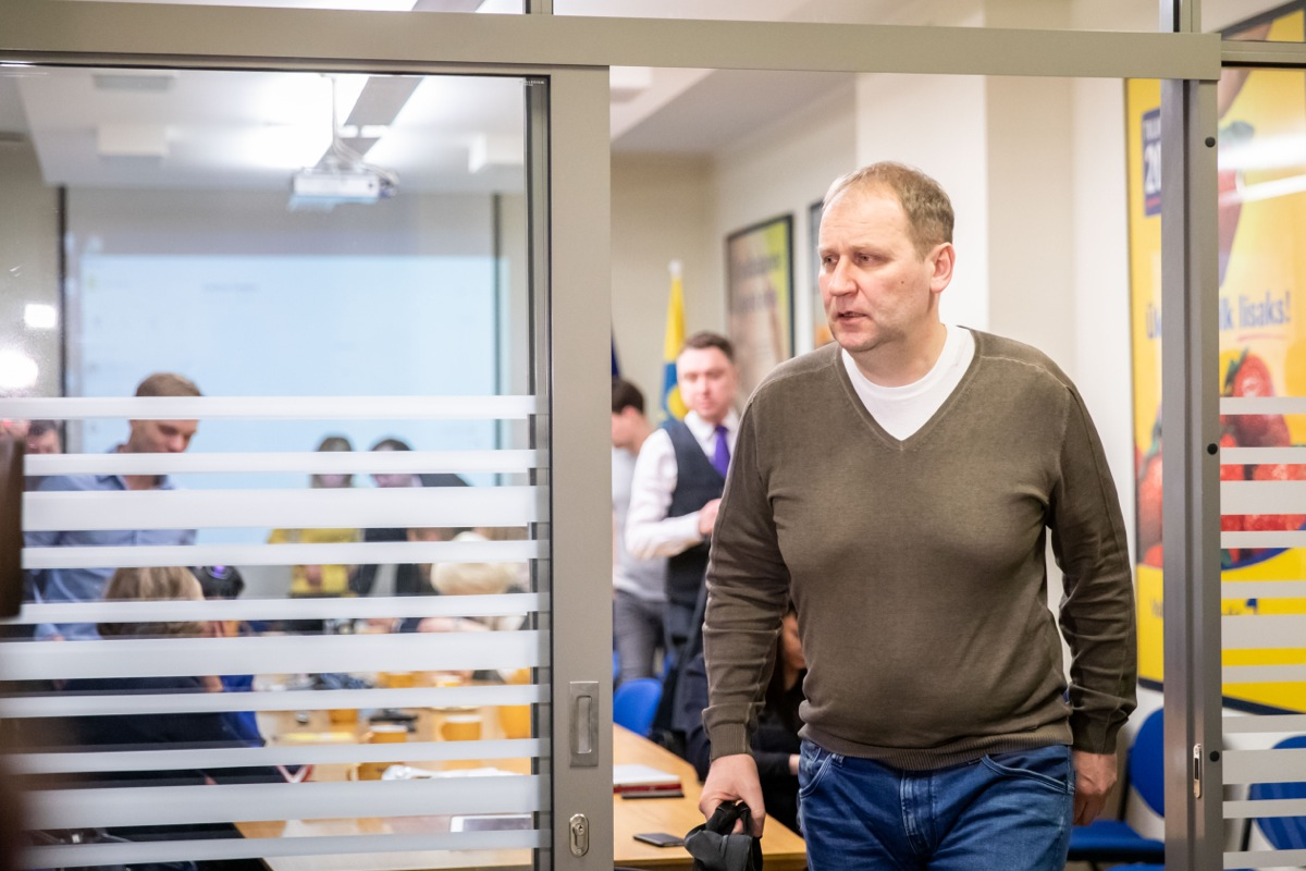 Peeter Ernits: maaeluminister Mart Järviku vastast rünnakut koordineerib reformierakondlane Urmas Kruuse