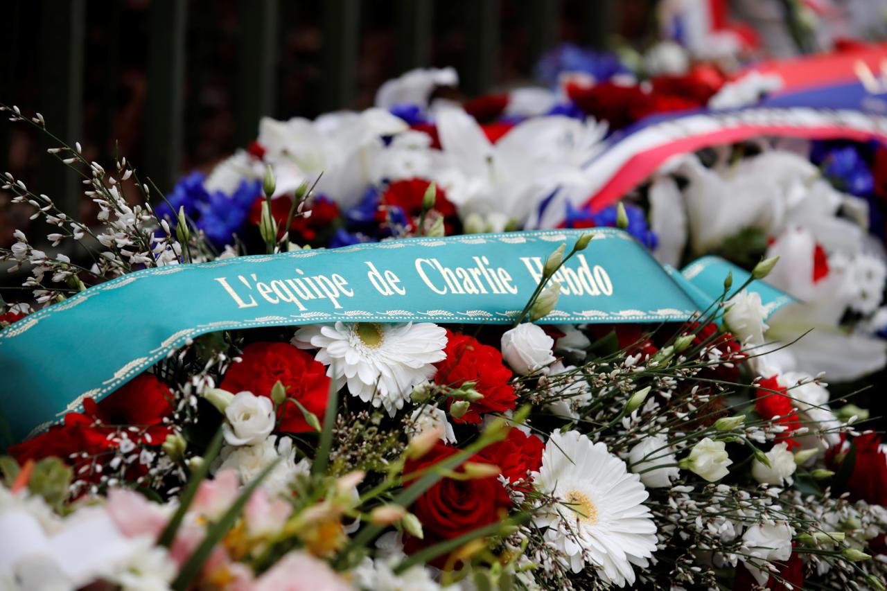 Charlie Hebdo veresaunas suri Lääne sõnavabadus - islamiäärmuslased saavutasid oma eesmärgi. (Reuters/Scanpix)