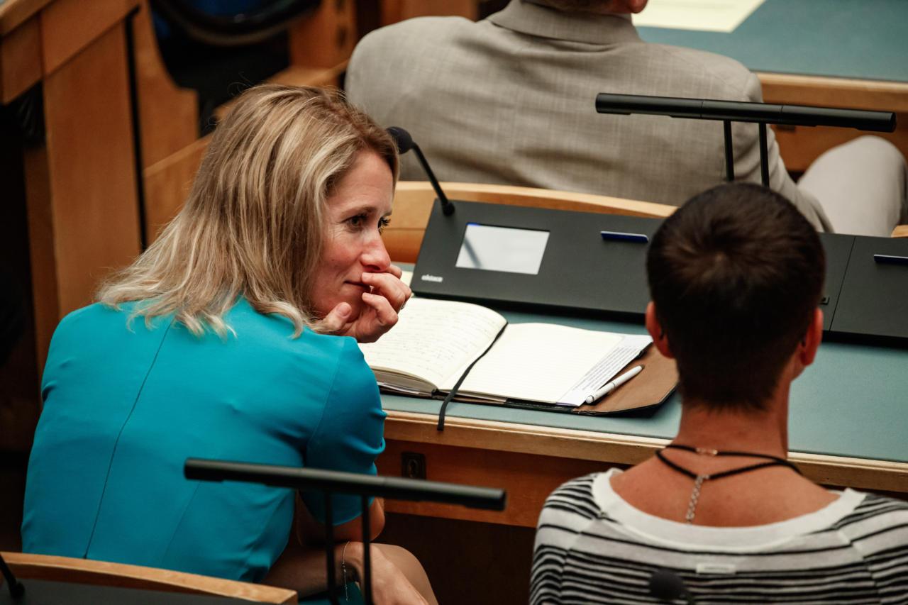 Kas Eestis toimub hiiliv riigipööre? Mitmed märgid näitavad, et sarnasusi opositsiooni korraldatavaga juba on