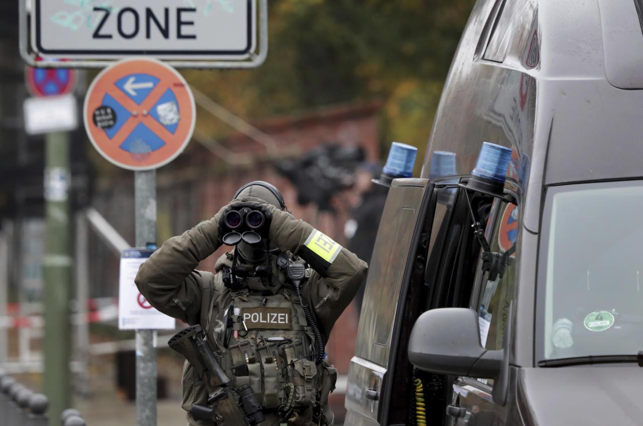 Järjekordne terrorirünnak hoiti ära: politsei pidas Saksamaal kinni kolm rünnakut kavandanud IS-i liiget