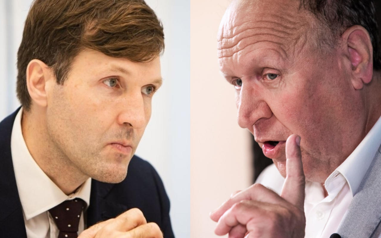 """""""RÄÄGIME ASJAST"""", 17.11.2019: Mart Helme ja Martin Helme võtavad luubi Reformierakonna õõnestustegevuse, pankade rahapesu ja teise pensionisamba reformi"""