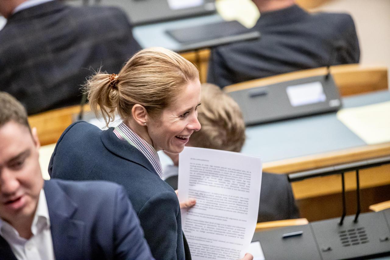 Reformierakond korraldas Riigikogus õigusriigi teemal poliitilise näitemängu, mis põrkus EKRE saadikutelt tagasi