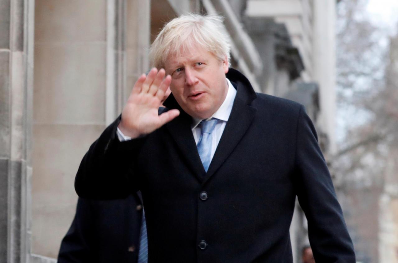Briti konservatiivid liiguvad ajaloolise võidu suunas: rahvas kinnitas oma toetust Brexitile