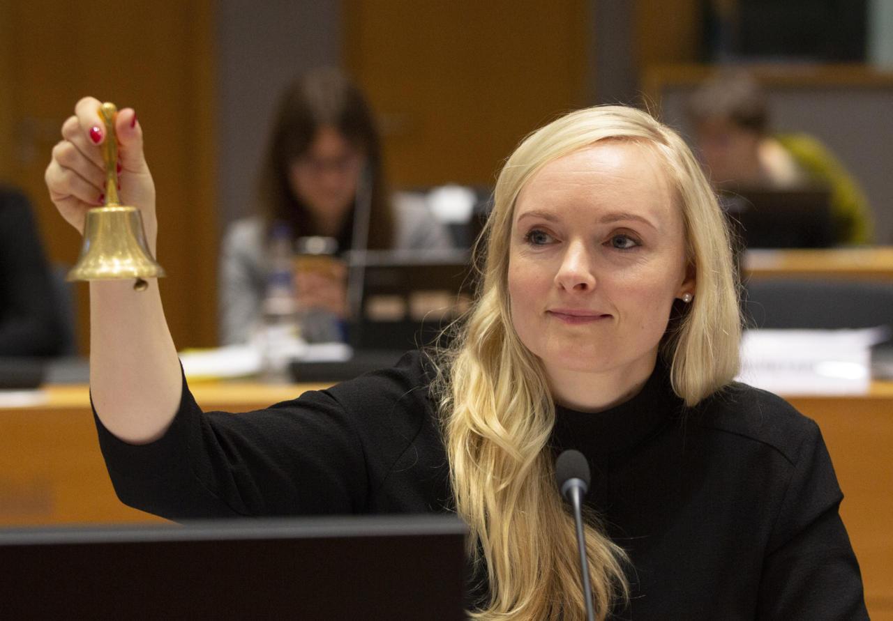 Soome äärmusliku siseministri Maria Ohisalo soovitused annaksid islamiäärmuslastele võimaluse korrakaitsesse imbuda