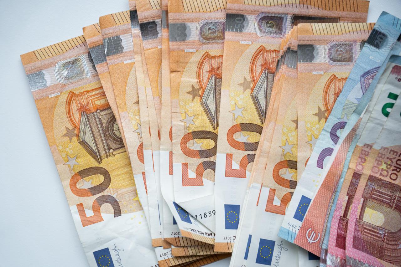 Sularaha, euro, raha, paberraha