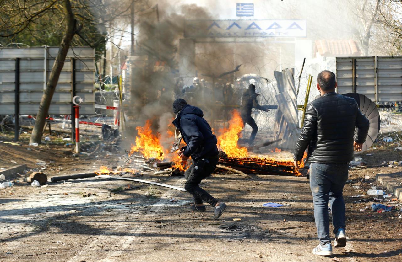 Kreeka on saamas uue migratsioonilaine peamiseks rindejooneks