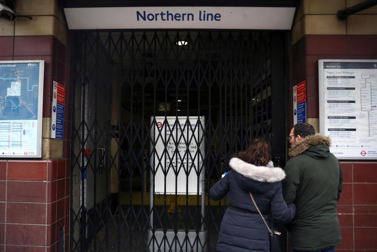 Londoni linnapea otsus ühistransporti hõrendada on saanud tugeva kriitika osaliseks